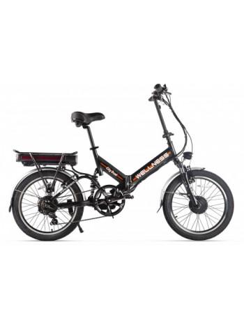 Электрический велосипед (велогибрид) Wellness City Dual 700
