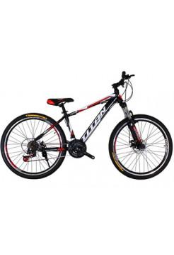 "Велосипед Stailer Evolution 26""серый металлик-красный-белый"