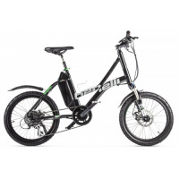 Велогибрид Benelli Link Sport Professional с ручкой газа