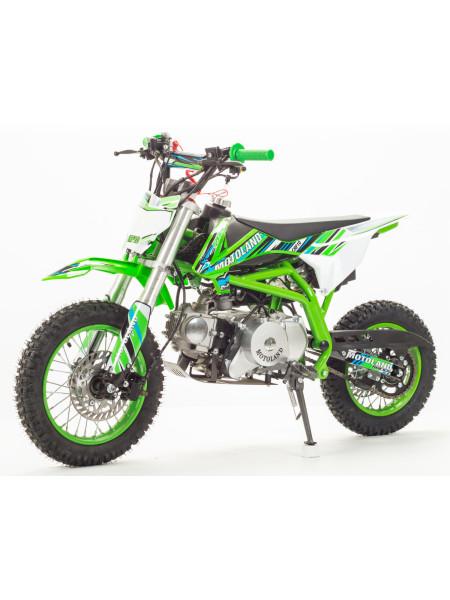 Мотоцикл кроссовый CRF10