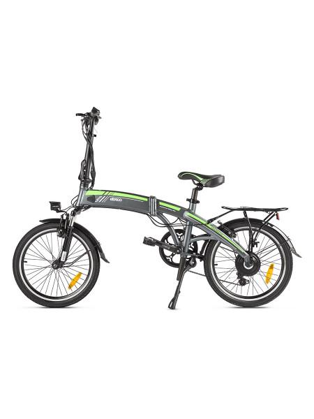 Электрический велосипед (велогибрид) Eltreco Leto