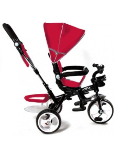 Трехколесный велосипед Black AquaBA 5588-6