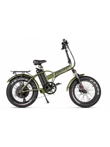 Электрический фэтбайк (велогибрид) Eltreco Multiwatt 1000W