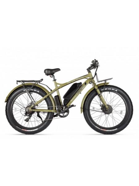 Электрический велосипед (велогибрид) Volteco BigCat Dual New