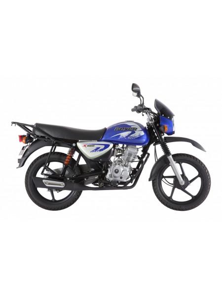 Мотоцикл BAJAJ Boxer BM 125 X NEW (5 ступенчатая коробка передач)