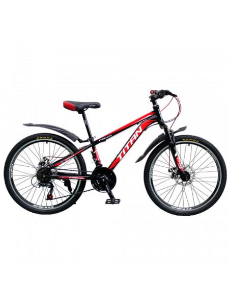 "Велосипед Stailer Focus 24""желтый-черный-белый"