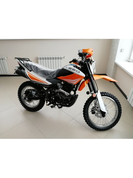 Мотоцикл Racer RC250GY-C2 Panther