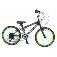 "Велосипед  Black Agua Sport 20""  6 скоростей"