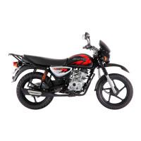 Мотоцикл Bajaj Boxer BM 125 X   черный