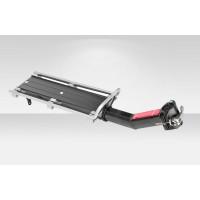 """Багажник 20""""-28"""" BLF-H11 консольный быстросъёмный алюмин. чёрно-серебристый"""