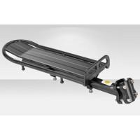 """Багажник 20""""-28"""" BLF-H12 консольный регулируемый алюминиевый чёрный"""