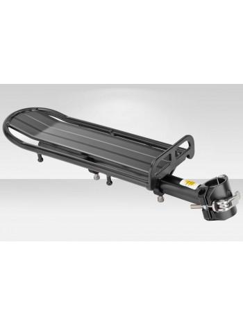 """Багажник 20""""-28"""" BLF-H13 консольный быстросъёмный регулируемый алюмин. чёрный"""