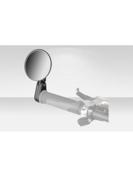 Зеркало заднего вида велосипедное DX-2002B (вместо заглушки грипсы)