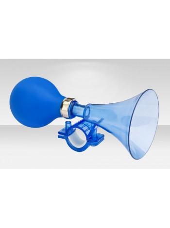 Клаксон велосипедный 71DI-03 пластик/ПВХ синий