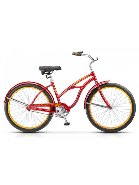 Комфортный велосипед Stels Navigator-130 Lady 26