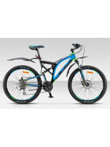 Двухподвесный велосипед Stels Adrenalin MD 26.15