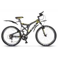 Двухподвесный велосипед Stels Adrenalin V 26.15