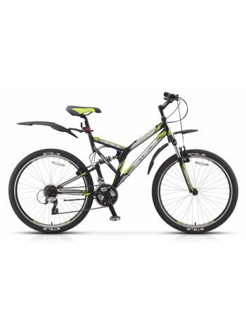 Двухподвесный велосипед Stels Challenger MD 26.16