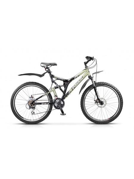 Двухподвесный велосипед Stels Challenger V 26.16