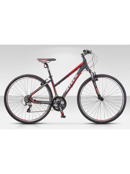 Хардтейл велосипед  Stels Cross-150 Lady 28.13