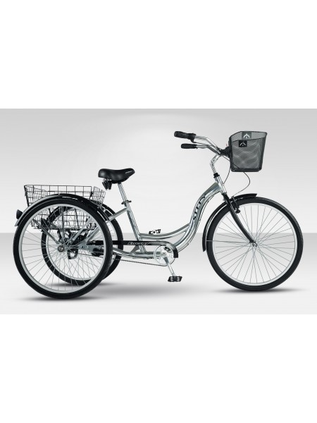 Комфортный велосипед Stels Energy-II 26.16