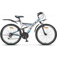 """Двухподвесный велосипед Stels Focus V 26"""" 18-sp.16"""