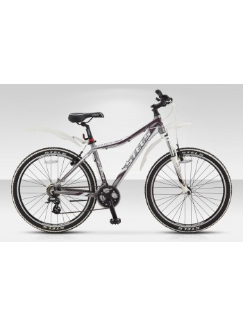 Женский горный велосипед Stels Miss-7300 V 26.14