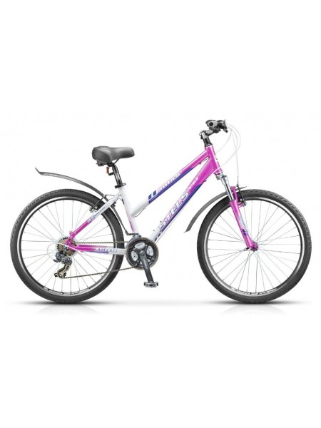 Женский прогулочный велосипед Stels Miss-7500 V 26.15