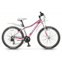 Женский горный велосипед Stels Miss-7700 V 26.15