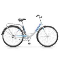 Городской недорогой велосипед Stels Navigator-345 28 (производство).16