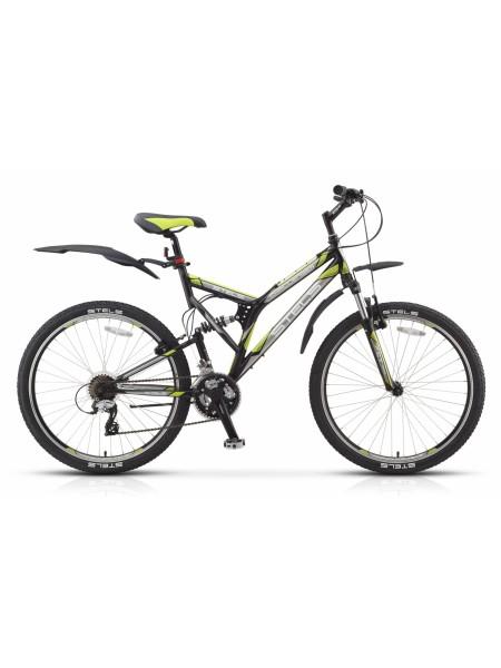 Двухподвесный велосипед Stels Navigator V 26.15