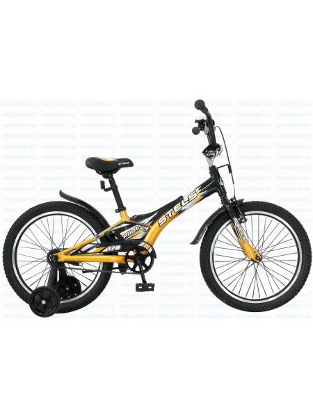 "Детский велосипед Stels Pilot-170 20"".16"