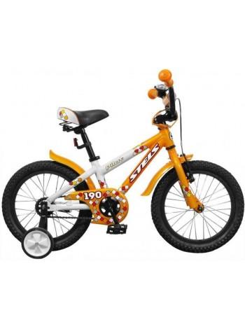 "Детский велосипед Stels Pilot-190 16"".15"