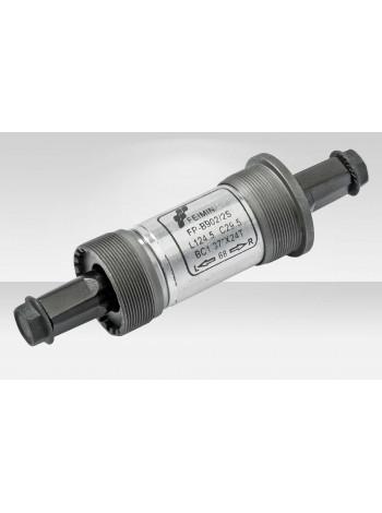 """Картридж каретки FP-B902W-2S 68x124,5 мм, 1.37""""x24tpi, под квадрат, сталь/алюмин."""