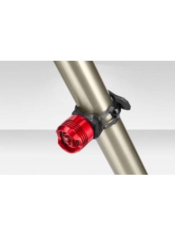 Фонарь Stels габаритный задний JY-3006T, 1 красный светодиод, алюм., красный