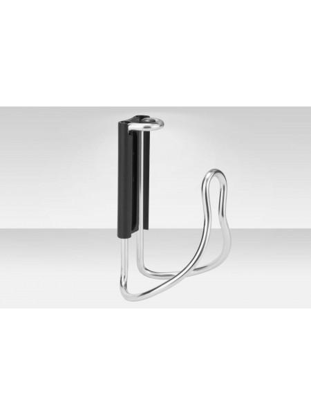 Флягодержатель NH-BC105A-R01 алюм./пластик серебристый