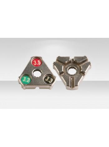 Ключ ниппельный YC-1А Bike Hand 3,2/3,3/3,5 мм