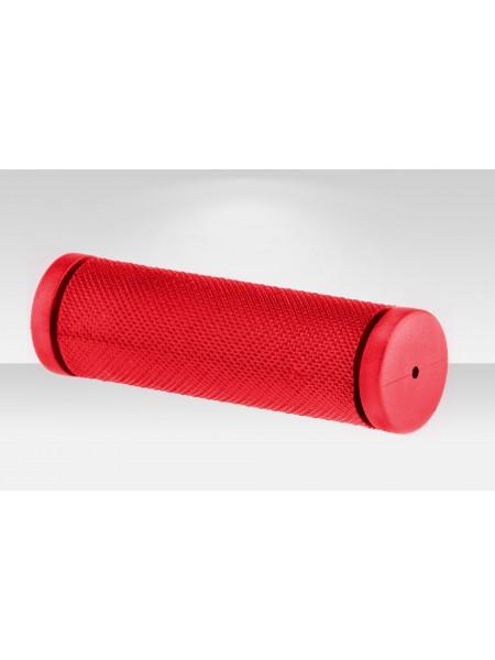 Грипсы VLG-311-7D2 100 мм красные