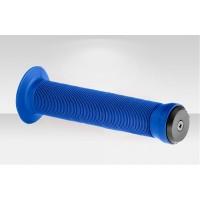 Грипсы VLG-411A c заглушками VLP-15 145 мм синие