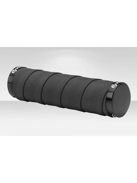 Грипсы VLG-852AD4 129 мм черные