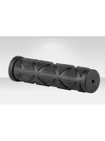 Грипсы XH-G09B 110 мм чёрные