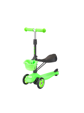 Самокат TechTeam SKY SCOOTER NEW 2017